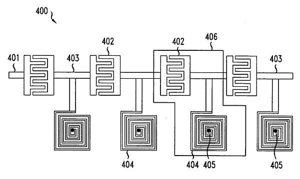 the millipede circuit