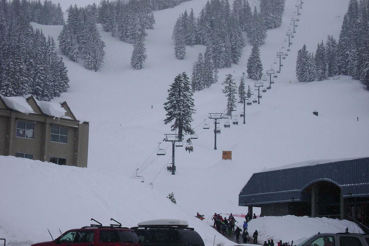 Mount Bachelor ski area  Wikipedia