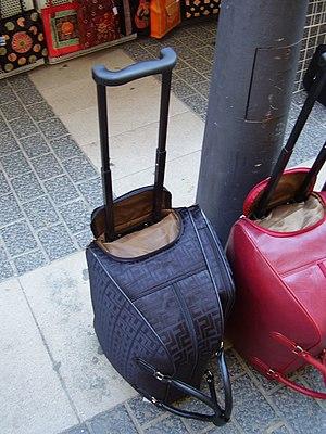 trolley, Luggage, Rolltasche