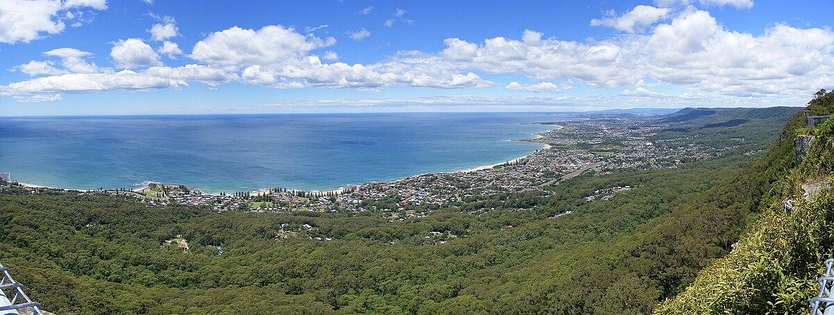 Illawarra escarpment  Wikipedia