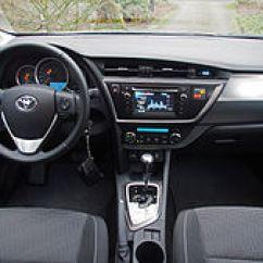 Interior New Yaris Trd 2018 Ukuran Wiper Grand Avanza 2016 Toyota Auris – Wikipedia, Wolna Encyklopedia