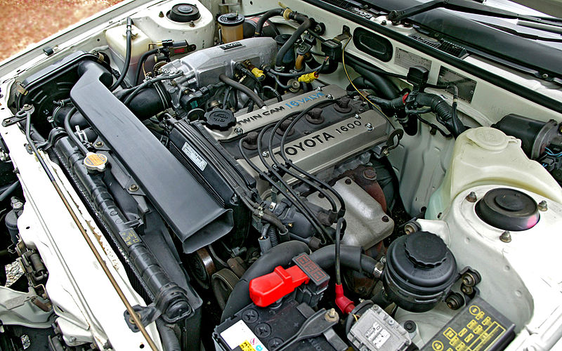 4A-GE Engine