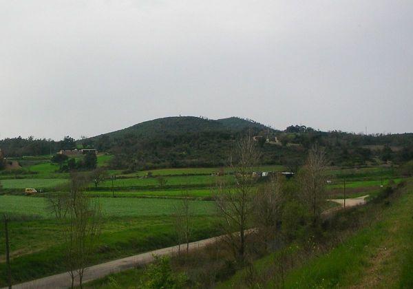 La Dona Mountains