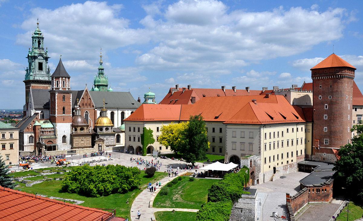 Image result for Wawel Royal Castle in Krakow, Poland