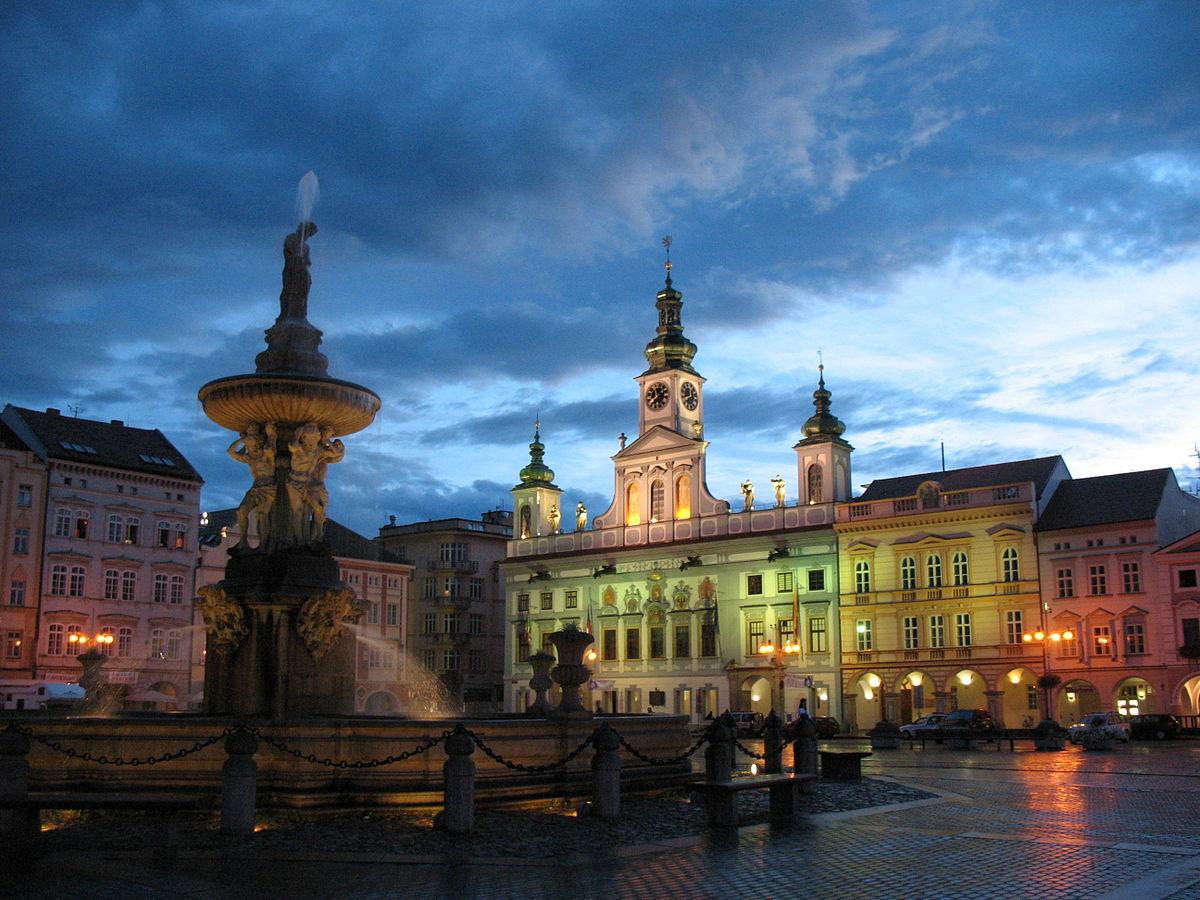 esk Budjovice  Wikivoyage guida turistica di viaggio