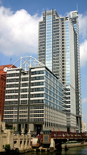 Boeing's headquarters in Chicago, IL, USA