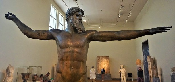 Artemision Bronze - National Archaeological Museum, Athens by Joy of Museum - 2