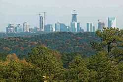 Buckhead in Atlanta, GA
