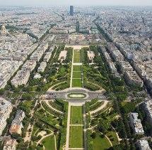Champ De Mars Paris France
