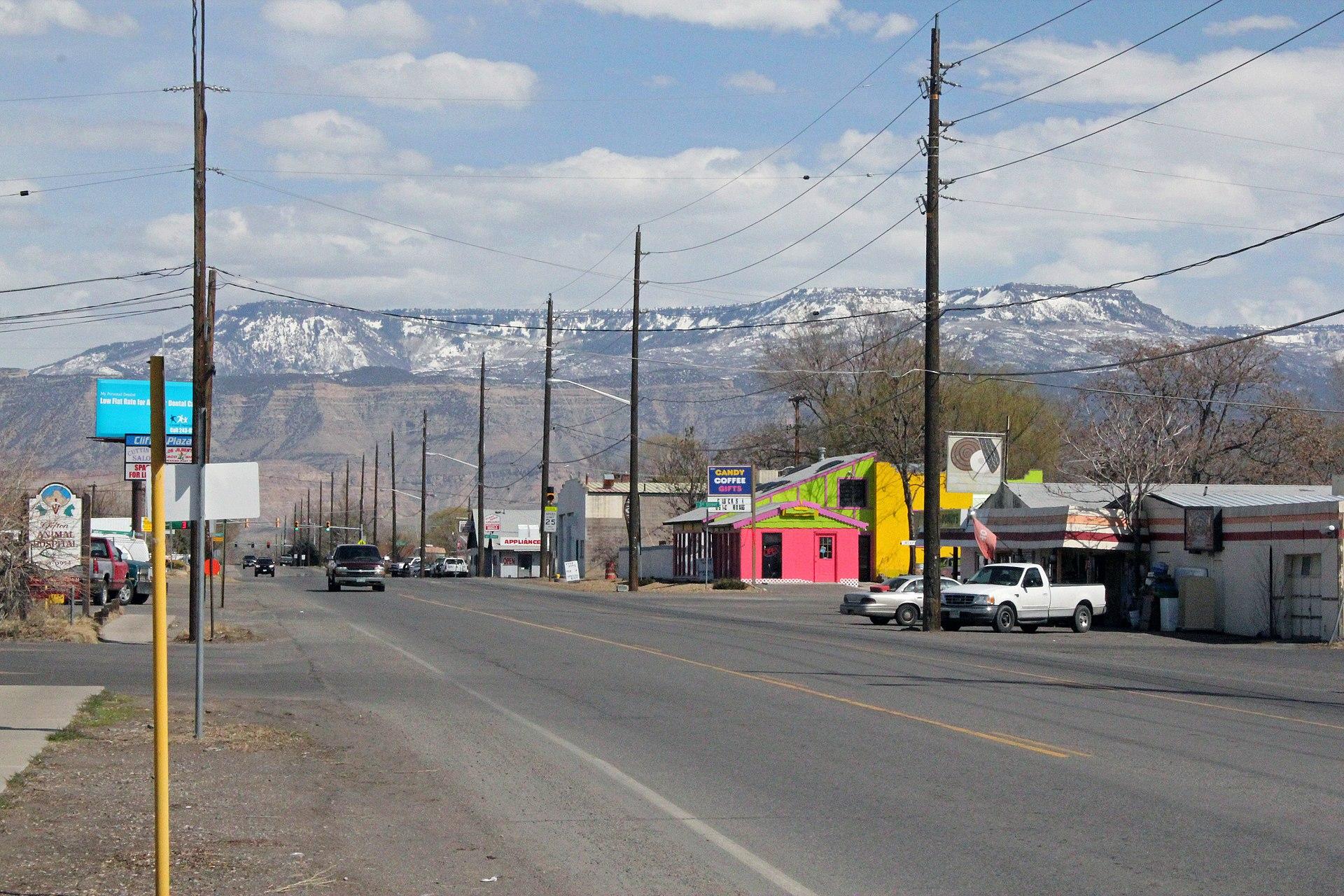 Clifton Colorado  Wikipedia
