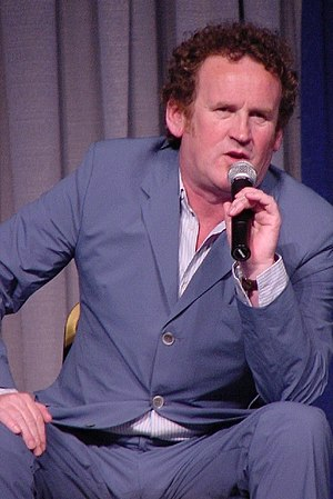 Colm J. Meaney, an Irish actor widely known fo...
