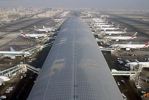Dubai - International (DXB - OMDB) AN0919771
