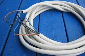 Ekk electric cable