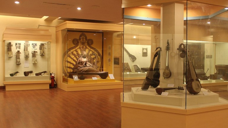 musical instruments national museum