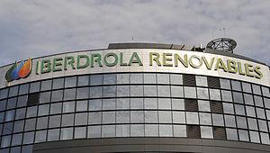 Español: Foto del edificio de Iberdrola Renova...