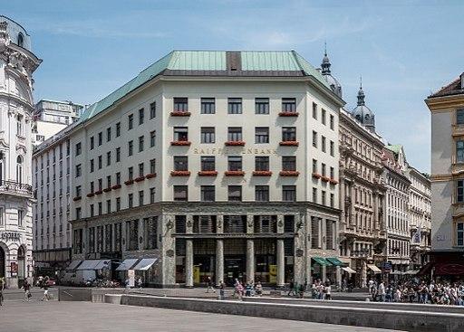 Looshaus Michaelerplatz