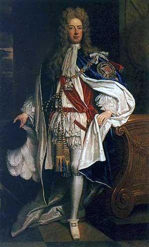 John Churchill, 1st Duke of Marlborough by God...