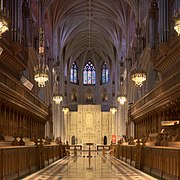 Sanctuary of the National Cathedral