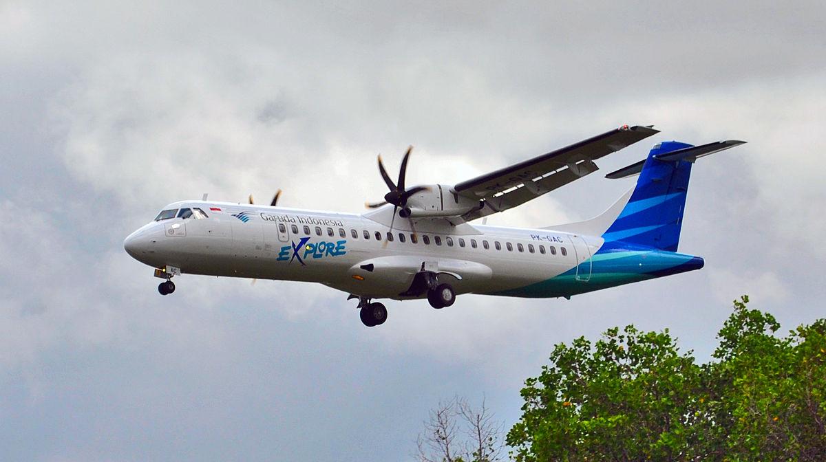 ATR 72  Wikipedia bahasa Indonesia ensiklopedia bebas