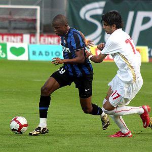 de: Samuel Eto'o - Inter Mailand en: Samuel Et...