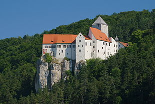 Burg Prunn  Wikipedia