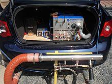 Portable emissions measurement system  Wikipedia