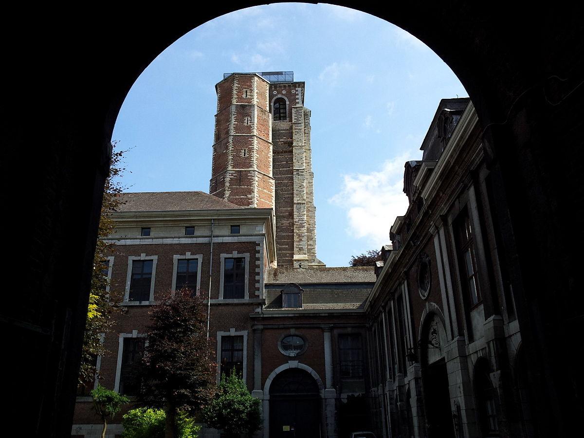 Sint Truiden Abbey Wikipedia