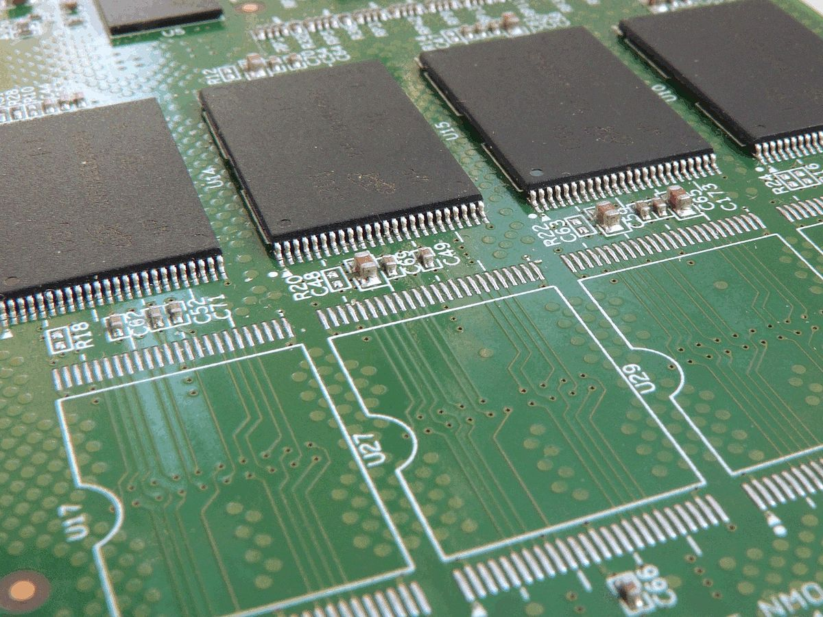 Footprint electronics  Wikipedia