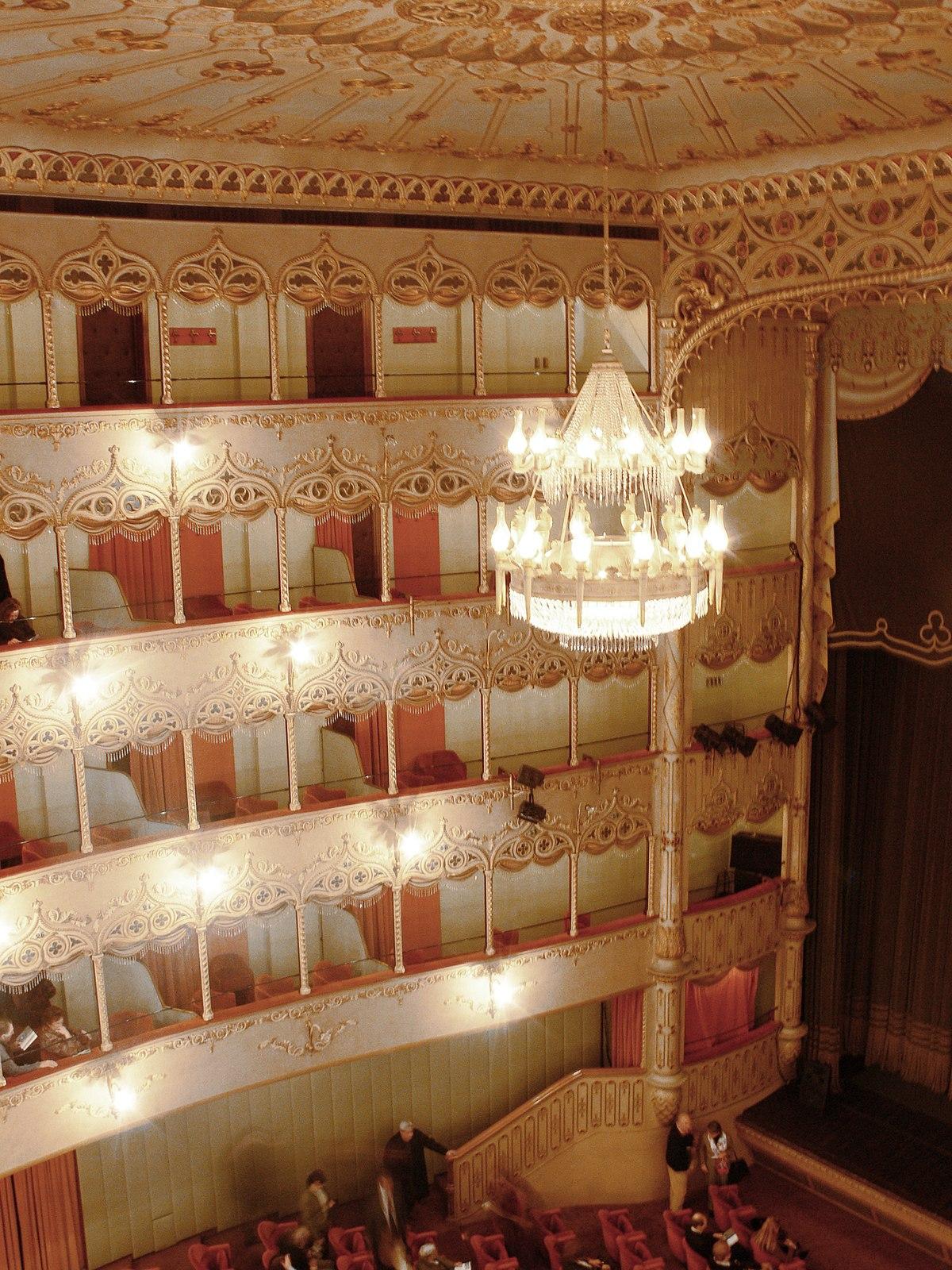 Teatro Goldoni Venice  Wikipedia