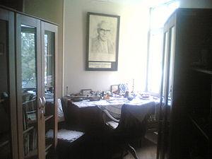 English: German composer Prof.Dr. Eduard Zuckm...