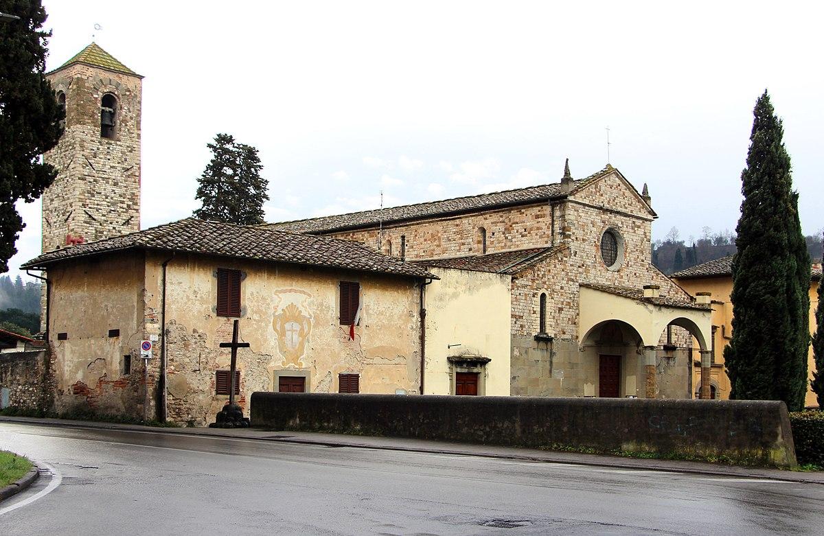 Pieve di San Pietro Bagno a Ripoli  Wikipedia