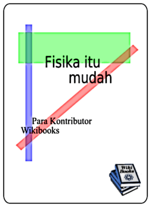Cover v1 of book with title Fisika itu mudah