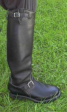 Sears Engineer Boots