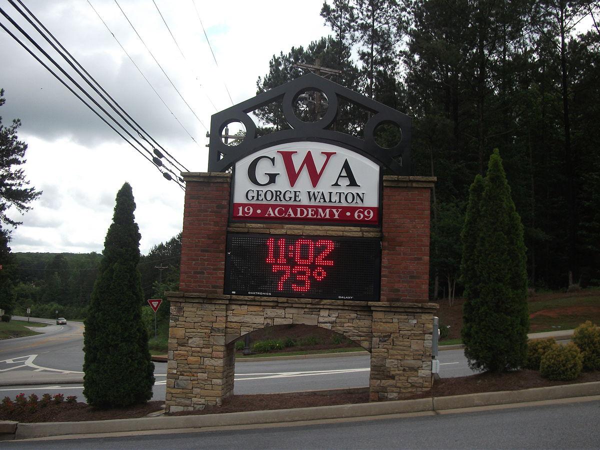 George Walton Academy Wikipedia