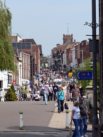 Guildford  Travel guide at Wikivoyage