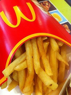 中文(香港): 麥當勞炸薯條 Category:McDonald's product...