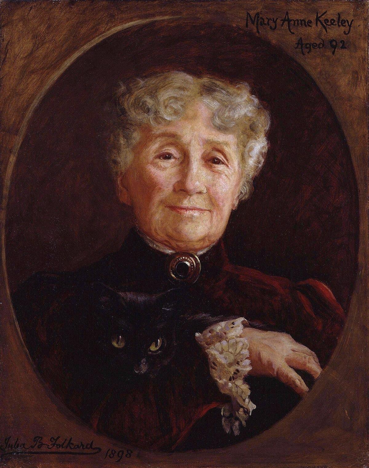 Julia Bracewell Folkard  Wikipedia