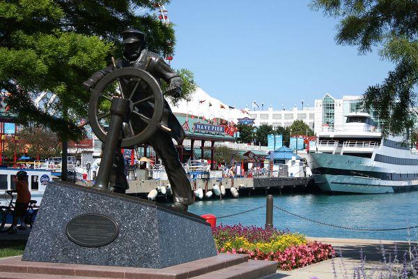 Navy Pier Chicago Shakespeare Theater