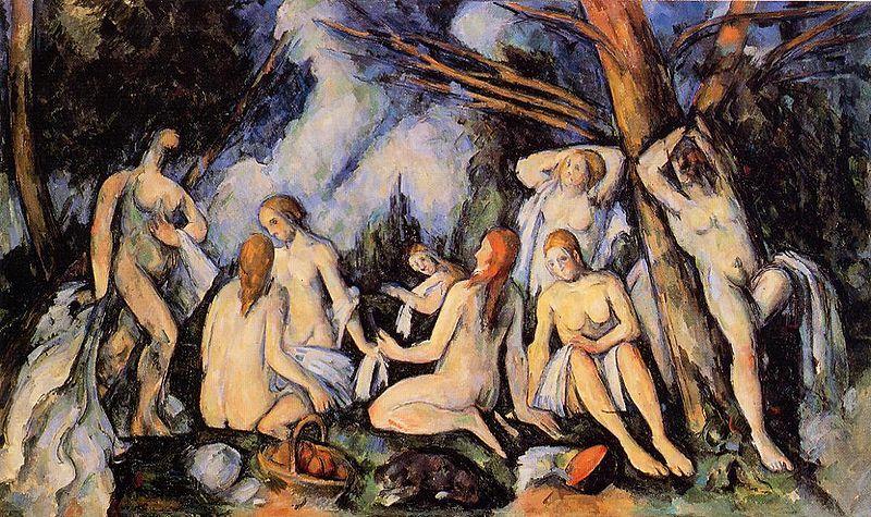 Image:Paul Cezanne Les grandes baigneuses.jpg