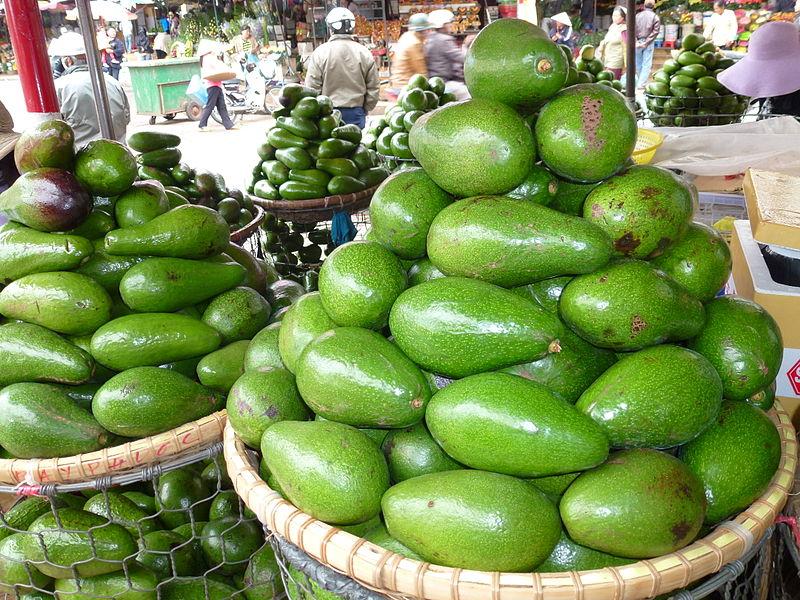 Tập tin:Quả bơ bán tại chợ Đà Lạt, Vietnam.JPG