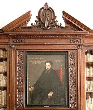 Angelico Aprosio erudito frate Agostiniano, Ve...