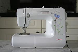 Sewing machine singer nymphéa 3815A