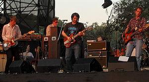 Wilco at Austin City Limits Fest Sep 2004