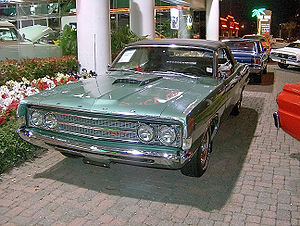 1969 Ford Fairlane/Torino GT convertible