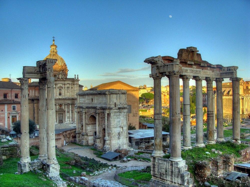 The Saturnalian Celebrates Saturnalia