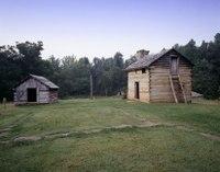 बुकर टी। वाशिंगटन राष्ट्रीय स्मारक, हार्डी, वर्जीनिया LCCN2011630618.tif
