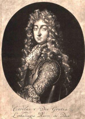 Charles V, Duke of Lorraine.