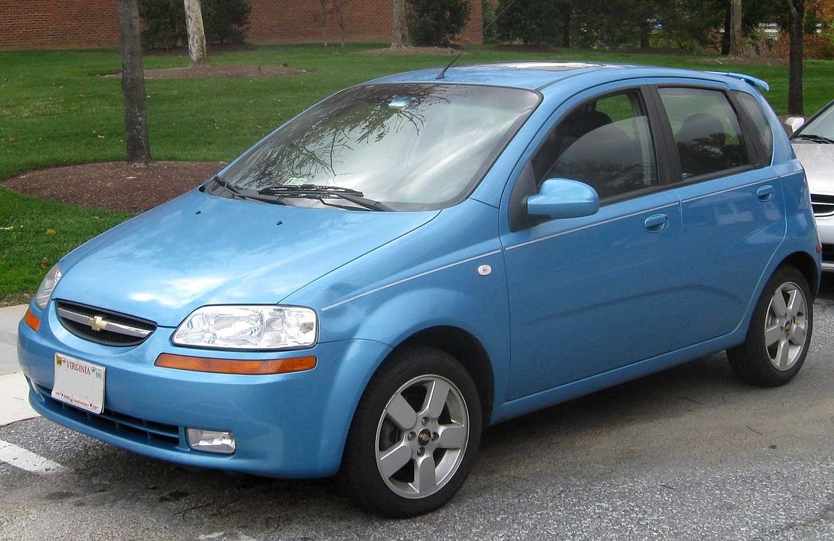 hight resolution of chevrolet aveo t200 wikipedia 2005 chevy aveo stereo wiring diagram 2005 chevy aveo radio wiring diagram