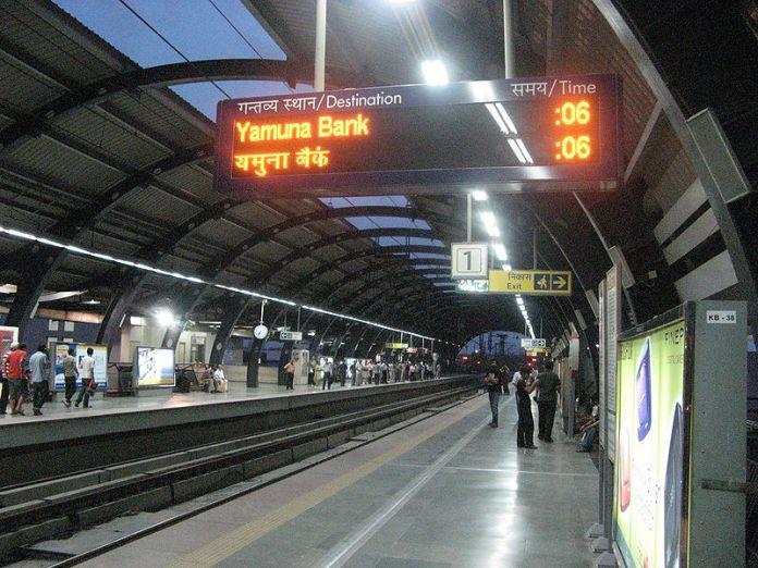 Delhi metro are 99.7% on time