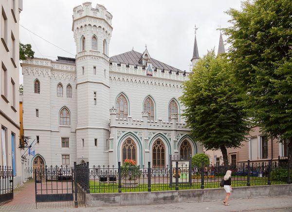 Small Guild Riga - Wikipedia